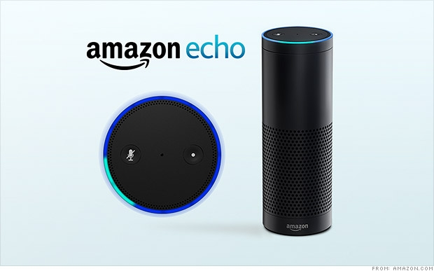 Amazon echo chatbot