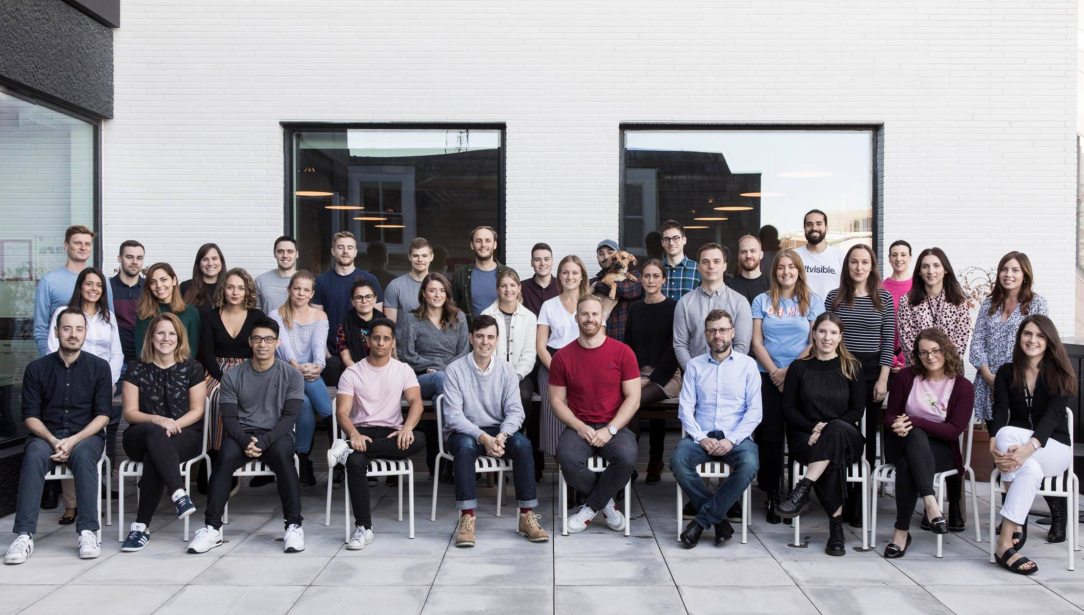 Builtvisible team