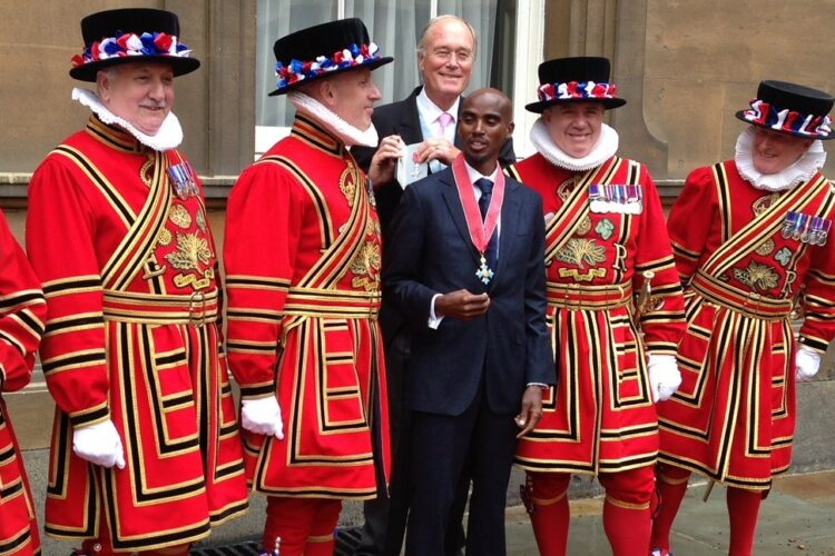 Guy Woodford MBE