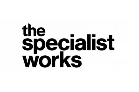 The Specialist Works Logo