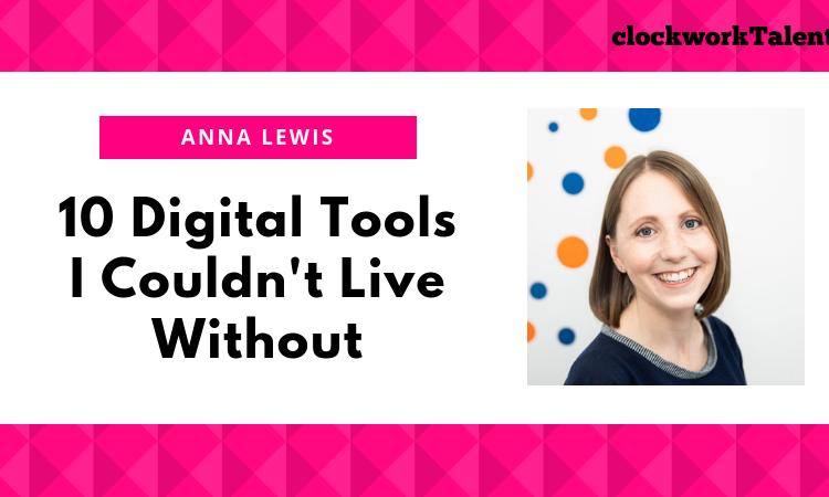 Top 10 Analytics Tools Anna Lewis