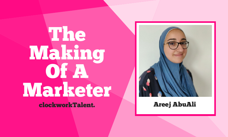 Women in Tech SEO Founder Areej AbuAli, The Making of a Marketer Featured