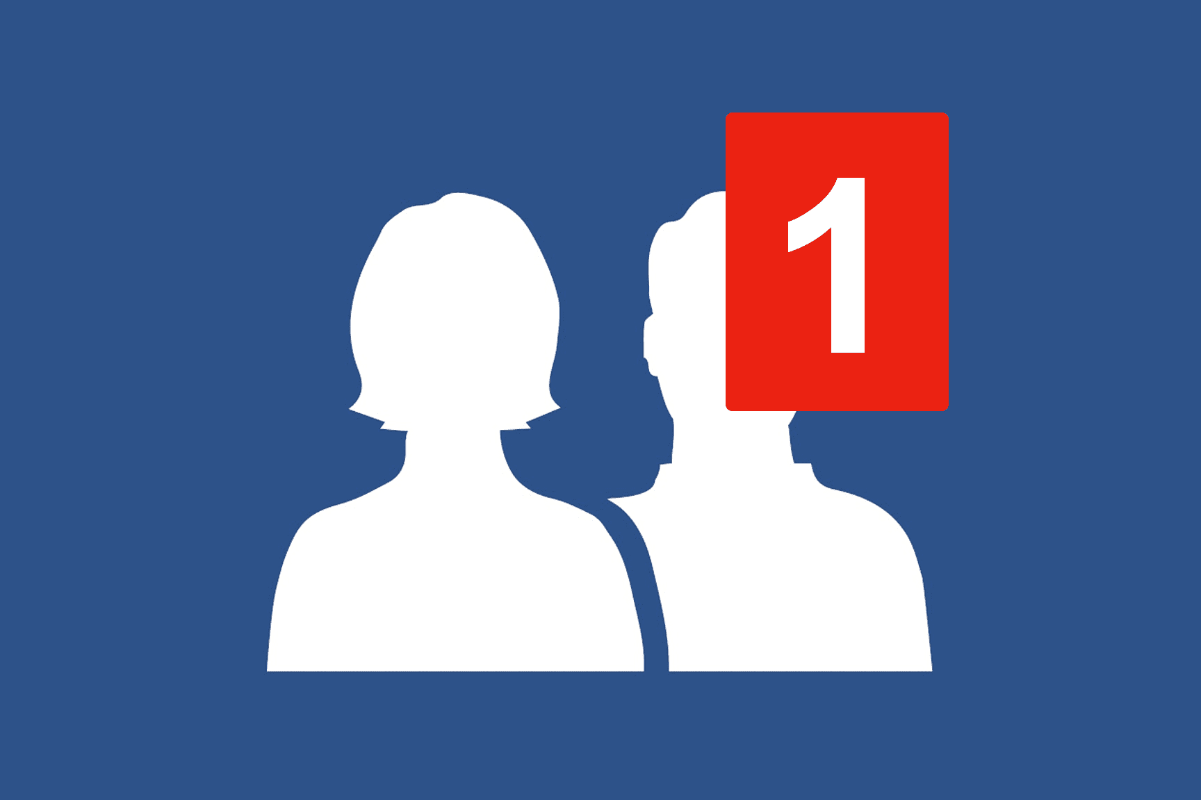 should i add my colleagues or boss on social media? facebook logo