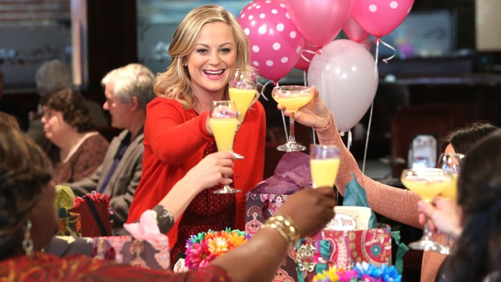 Galentine's Day - Parks and Rec