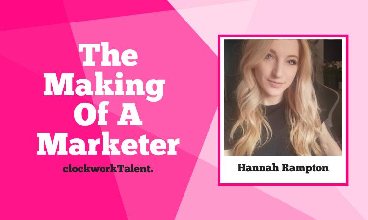SEO Consultant, Hannah Rampton